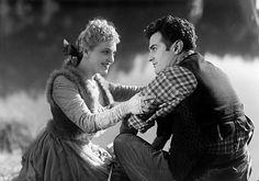 Ansa Ikonen ja Tauno Palo, elokuvassa Kulkurin valssi 1941