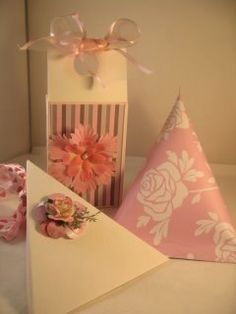 Stylish little boxes for all your gifts from Weddings to childrens parties