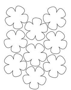 Clover KANZASHI Daisy Flor Maker-cada uno CL 84 daisyflower-M