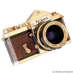 Nikon, Nikon F gold