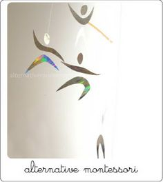 Alternatives: Mobile des danseurs // Montessori