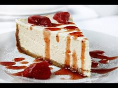 Pay de queso SIN HORNO -Cheese cake without oven - YouTube