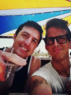 Collin + Troy