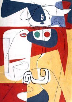 Taureau III (Bull III) - Le Corbusier