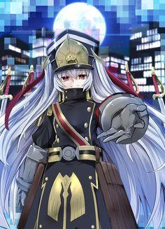 Re:Creators Altair (Military Uniform Princess)