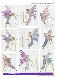 Gallery.ru / Фото #16 - The world of cross stitching 099 июль 2005 - WhiteAngel