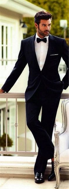 Two Piece Groom Tuxedos For Wedding 2017 Notched Lapel Custom Made Mens Suits Trim Fit Men Suit Slim Fit Tuxedos Tailcoat Suit From Flodo, $71.23| Dhgate.Com