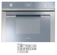 Smeg SF4120MC Microwave Oven