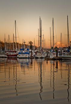 Gig Harbor, Washington.