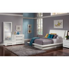 Manhattan Nightstand  Value City Furniture  Sweet Ass Rooms Delectable Value City Furniture Bedroom Sets Decorating Inspiration