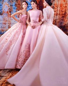 Princess♡ pink gowns