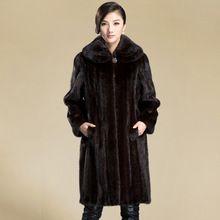 Abrigos piel china
