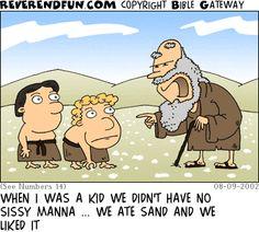 Passover Cartoons : Biblical Holidays