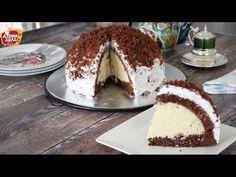 YouTube Turkish Recipes, Ethnic Recipes, Dessert Recipes, Desserts, Tiramisu, Food And Drink, Pudding, Cooking, Sweet