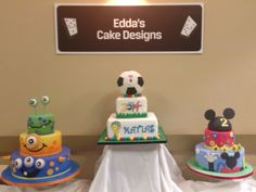 Proud to have sponsored the #AmigosForKids Celebrity #Domino Night at #JungleIsland again this year. Thank you for letting us be a part of this fantastic event. #AmigosDominoNight - http://eddascakedesigns.com
