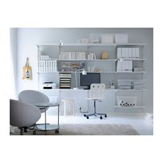 ALGOT Wall upright/shelves - IKEA SO FUNCTIONAL!!!