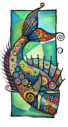 Art by Tanya McCabe | Sea creatures