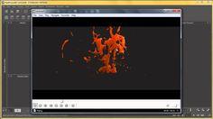RealFlow tutorial: Simulate lava: Part 1