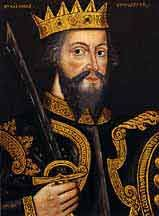 """King John I Lackland of England 1166-1216 son of Henry II """"Curtmantel"""", """"King of England and Queen Eleanor of Aquitaine Capet Plantagenet. He one of England's most unpopular monarchs due to his cruelty and deceit. He reluctantly signed the Magna Carta. This document was not a formal constitution but a practical statement that the King must respect institutional customs and law."""