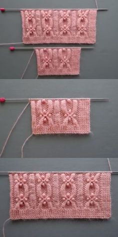 Best Beautiful Easy Knitting Patterns - Knittting Crochet - Knittting Crochet Seed Stitch Rib Knit Stitch : Day 11 of the 21 Days of Beginner Knit Sti. Easy Sweater Knitting Patterns, Knitting Stiches, Lace Knitting, Knitting Designs, Knit Patterns, Stitch Patterns, Knit Stitches, Simple Knitting, Knitting Machine