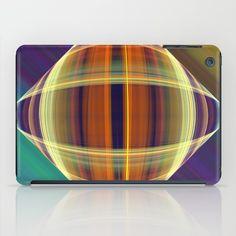 Graphic illusionism iPad Case