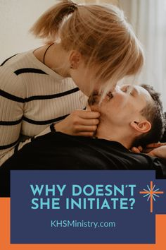 Many husbands want their wives to initiate sex more frequently. Why do wives sometimes struggle with this? And what does her initiation look like, anyway? Marriage Relationship, Marriage Advice, Dating Advice, Happy Marriage Quotes, Bad Marriage, Biblical Marriage, Marriage Help, Sexless Marriage, Intimacy In Marriage
