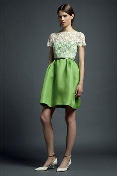 Sfilata Valentino New York - Pre-collezioni Primavera Estate 2013 - Vogue
