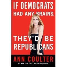 ann coulter books | Ann Coulter Was Unleashed on Larry King Live