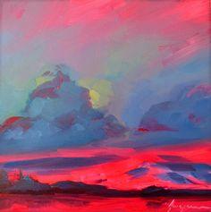 Painting by Patricia Awapara