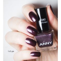 ANNY - let it rock Happy Thanksgiving, Nail Polish, Rock, Nails, Beauty, Enamels, Happy Thanksgiving Day, Finger Nails, Ongles