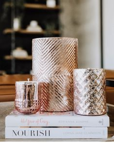 ✨🌙Always Stop ✋ to smell the 🌹 roses. If there are no roses available, a scented yummy candle shall do! Next time you are in check out our new rose gold scents✨ Candle, Roses, Rose Gold, Tableware, Check, Instagram, Dinnerware, Pink, Rose