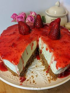Cheesecake, Cooking, Sweet, Desserts, Food, Kitchen, Candy, Tailgate Desserts, Deserts