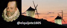 El Quijote en 17.000 tuits