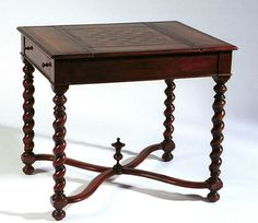 Colorado Style Home Furnishings - Game and Bar Game Table