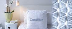 Materassi progettati per realizzare un supporto ideale al nostro corpo www.castiflex.it