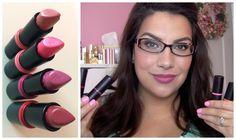 Essence Longlasting Lipstick Review