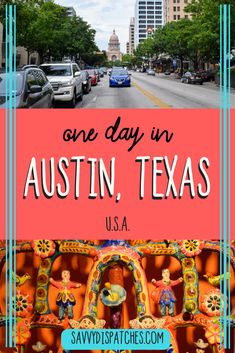 one day guide to austin texas / austin texas must dos #austintx #texas
