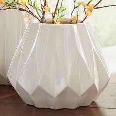 Mercer41 Angular Table Vase & Reviews   Wayfair