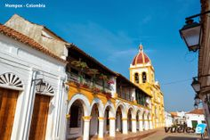 Mompox, Colombia; National Monument since 1959.