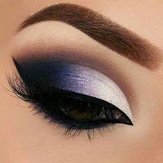 Trendy Makeup Collection Goals Beautiful - My most beautiful makeup list Dramatic Eye Makeup, Makeup Eye Looks, Eye Makeup Art, Beautiful Eye Makeup, Eye Makeup Tips, Cute Makeup, Makeup Inspo, Eyeshadow Makeup, Makeup Ideas