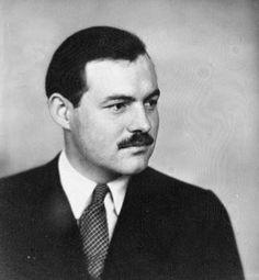Ernest Hemmingway.