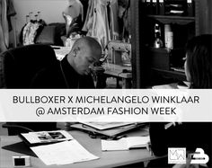 Michelangelo Winklaar Fashion Show @ AFW - Sponsored By Bullboxer