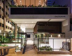 Grupo SP: Edifício residencial Itacolomi 445, São Paulo - Arcoweb