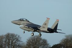F-15E Strike Eagle 91-0329 'LN' - 494th Fighter Squadron RAF Lakenheath