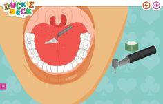 Były już gry dentysta, które lubię a teraz omówię gry dentsystyczne w któer też lubię grać i naprawiać popsute zęby. Bardzo mi się to podoba i zawsze chciałem zostać dentystą :)