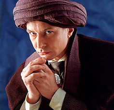 """Quirinus Quirrell / Ian Hart 
