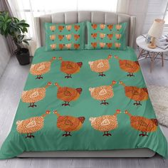 Pillow Inserts, Pillow Covers, Blanket Cover, California King, Bed Sheets, Bedding Sets, Comforters, Chicken, Pillows