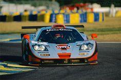 Fotos McLaren F1 GTR en el 73MM