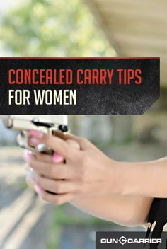 You might think girls and guns a bad mix but considering a concealed carry gun for women is essential than most people know. Click this link to read about our concealed carry tips for women. Self Defense Women, Self Defense Tips, Home Defense, Concealed Carry Women, Apocalypse Survival, Zombie Apocalypse, Guns And Ammo, Models, Hand Guns