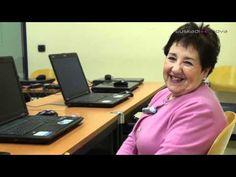 500 adultos mayores recibieron su diploma en alfabetización digital - YouTube